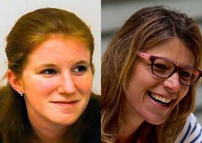Nicole Donzé und Monika Wittstich leiten Easybasket